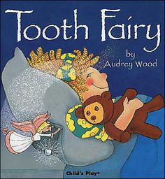 My favorite Tooth Fairy book as a kid