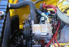66-70 DODGE CHARGER 440 HI-PO A/C ROTARY COMPRESSOR UPGRADE Air Conditioning AC US $499.99 New in eBay Motors, Parts & Accessories, Car & Truck Parts