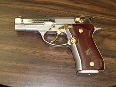 Browning Model BDA .380 Cal...love the finish/handle combo