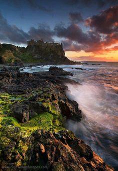Dunluce Castle | North Ireland