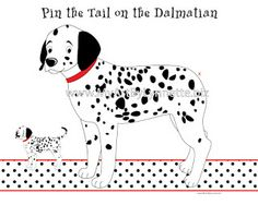 107 best 1st birthday dalmatian theme images on pinterest birthday