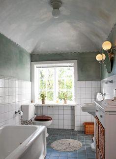 Badet er nesten 100 år gammelt