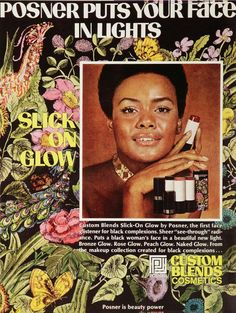 Honoring black beauty with 15 of the best vintage ads | BLAVITY