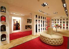 Christian Louboutin Stores | Christian Louboutin HarbourPlaza Hong Kong butterboom Christian ...