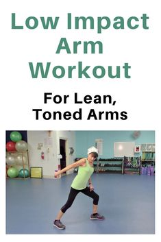 Feel great in your sleeveless tops without lifting huge dumbbells in this low impact arm workout for seniors! Zumba, Senior Fitness, Senior Workout, Toned Arms, Flexibility Workout, Wellness, Keep Fit, Yoga, Physical Activities