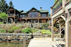 Browse our Lake George Real Estate listings for waterfront property in Bolton Landing, Lake George & the Adirondacks. Lakefront land, land with lake access and non lake front land parcels for sale. Realtor Sites, Bolton Landing, Us Real Estate, Waterfront Property, Lake George, Lake View, Property Listing, Great Rooms, Luxury Homes