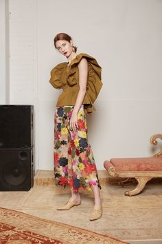 Rosie Assoulin Fall 2017 Ready-to-Wear Collection Photos - Vogue