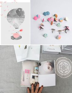 winter / grey / creativity #bywstudent Color Crush: Feeling Moody