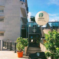 """""""この店舗限定""""のタンブラーもシンガポール100店舗目記念スタバは絶対に訪れたい Starbucks, Lifestyle, Ideas, Design, Thoughts"""