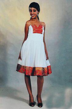 Traditional dress ethiopian clothing eritrean clothes habesha