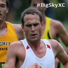 Sept. 17 - SUU's Ryan Barrus named Big Sky Conference Men's Cross Country Athlete of the Week. #BigSkyXC #TBirdNation