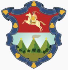 Departamento de Guatemala, Guatemala, Capital: #CiudaddeGuatemala, Ext 2126 Km² #Guatemala (L43)