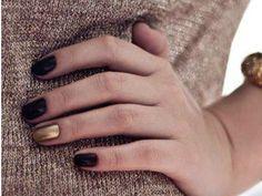 Filha unica :) dourado com preto.
