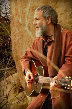 Cat Stevens now known as Jusef Islam.  Hasn't lost a beat!