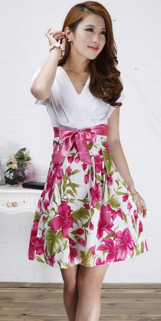 Cute Summer Dresses With Belts Pro Dress Image-cute summer dresses ...