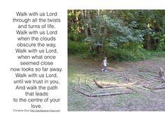 Walk with Us Lord - GodSpace, Christine Sine