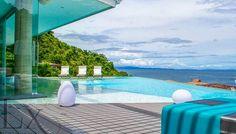 It's summer time in Costa Rica. To be best enjoyed in the Ocean Breeze home in Faro Escondido  #lxcostarica #propertyforsale #dreamview #oceanview #costarica #oceanbreeze #faroescondido #swimmingpool #luxuryis #lxcostarica