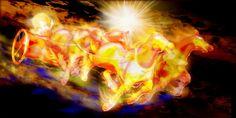 Les chariots d'Elohim et ovnis