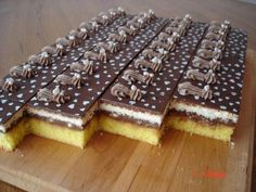Bread Recipes, Baking Recipes, Czech Recipes, Ethnic Recipes, Mini Pastries, Food F, Oreo Cupcakes, Wedding Desserts, Graham Crackers