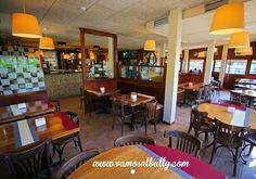En el #vamosalbully #Donostia #SanSebastian empezamos a servir comidas cada día a las 12.30h Visita www.vamosalbully.com para más info