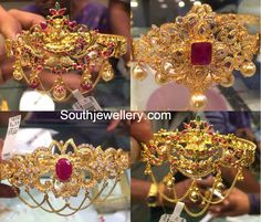 temple jewellery armlet bajubandh designs