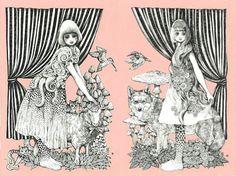 ヒグチユウコ / Yuko Higuchi (Painter) | friends | Palm maison