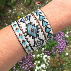 Bracelets miyuki Collection Cherokee