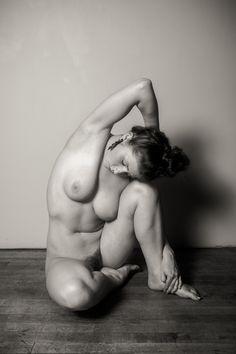 "risenphoenixphoto8-28:  ""Seated Nude by Risen Phoenix  """