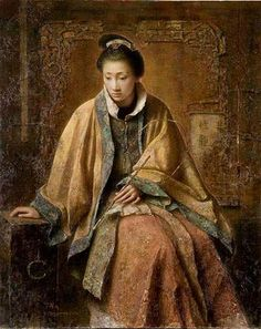 tang wei min painting