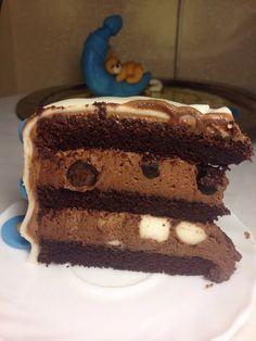 Волшебный торт...