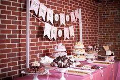 Sweet Wedding Reception Dessert #foods