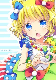 Pop,Step,Getchu!!Mirei dayou!! New Series, Kawaii Anime, Neko, Princess Peach, Idol, Pretty, Fictional Characters, Art, Fairies