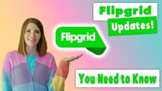 Flipgrid tips and tricks for teachers! #vestals21stcenturyclassroom #flipgrid #flipgridtutorial #flipgridupperelementary #virtuallearning #remotelearning #flipfridideas #flipgridtips