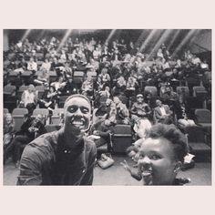 Epic times at @helloambassador - www.willandheart.com #selfie