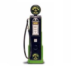 1:18 Scale Gasoline Pump