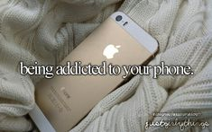 So true I wish I had an iphone though, but then i'd probably get even more addicted