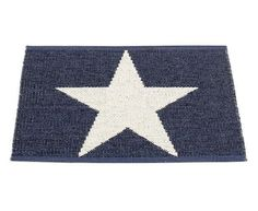 Viggo Star Blue Metallic 70x50, Sisustus Trendo