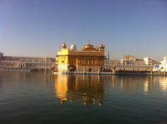 The Golden Temple-India