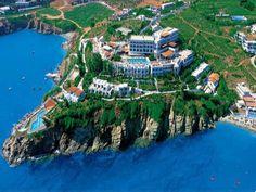 Peninsula Hotel, Agia Pelagia bay crete