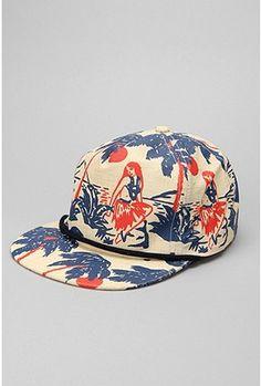 73fdb91f1ff Brixton Henshaw Luau Snapback Hat ( 20-50) - Svpply Custom Baseball Hats