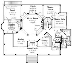 "Home Plan ""Bradley"" 