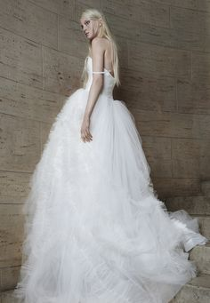 4685c0ddd5c Vera Wang Wedding Dresses (9) Wedding Gown Images