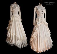 Dress Ange Ivoire, Somnia Romantica by M. Turin by SomniaRomantica