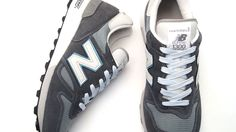 "New Balance M1300CL Made In USA - ""Blue Steel"""