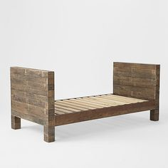 Emmerson Reclaimed Wood Daybed - Natural (To make for Willow)