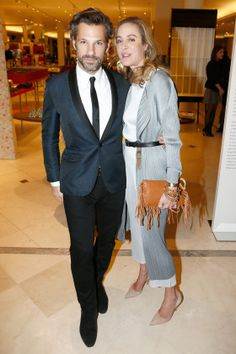 The White Party - Aaron Young and Aurelie Bidermann
