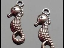 Tibetischen Stil Anhänger, Seepferdchen