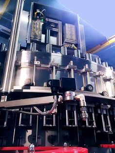Bespoke Valve & Control System for Custom Bottle Filling Machine