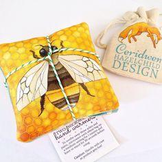 Lovely #handmade goodies off to new homes in today's post run! Ceridwen Hazelchild Design