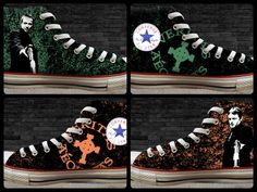 The Boondock Saints Shoes.  I soooo want these!